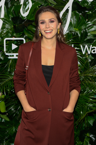 "Elizabeth Olsen「""Sorry For Your Loss"" Facebook Watch Premiere Event At Toronto International Film Festival」:写真・画像(13)[壁紙.com]"
