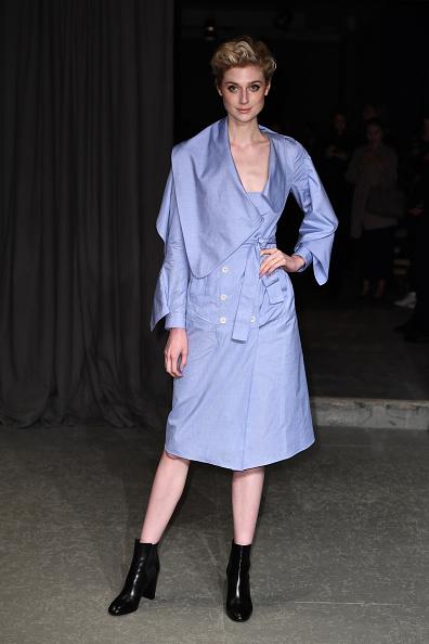 London Fashion Week「Burberry February 2017 Show - Arrivals」:写真・画像(11)[壁紙.com]