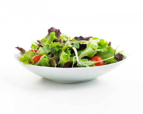 Raw Food「plate of Salad」:スマホ壁紙(12)