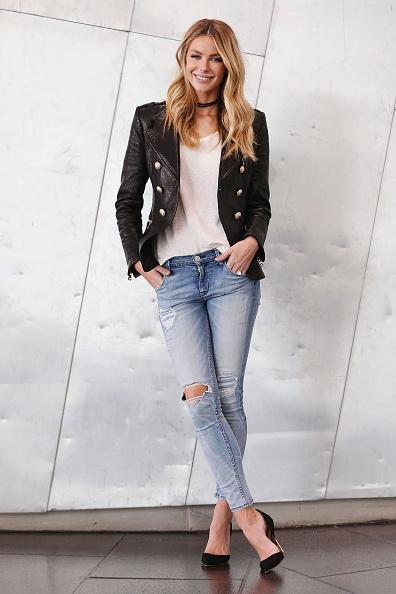Leather Jacket「Australia's Next Top Model Season 10 Auditions」:写真・画像(13)[壁紙.com]