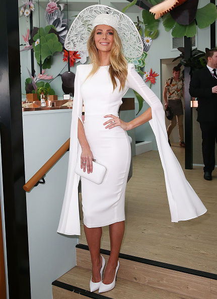 Alex Perry - Designer Label「Celebrities Attend Derby Day」:写真・画像(4)[壁紙.com]