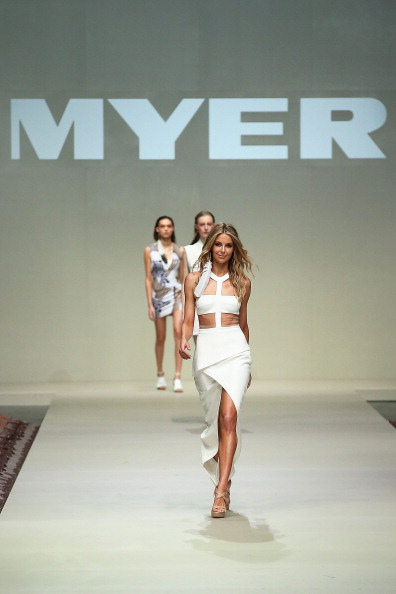 Focus On Foreground「Myer Spring/Summer 2014 Collections Launch - Runway」:写真・画像(3)[壁紙.com]