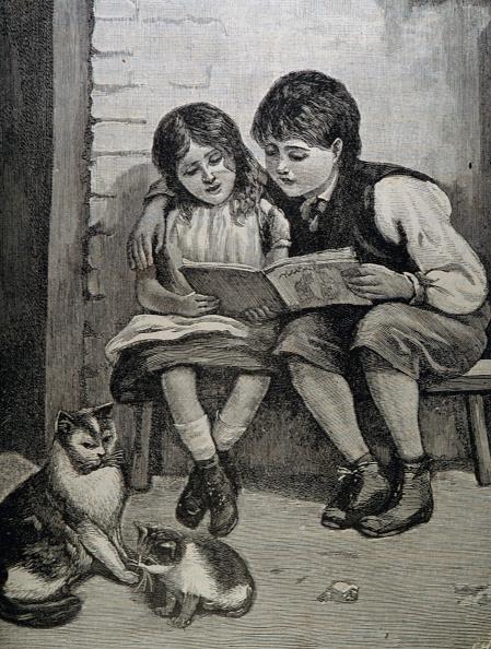 Picture Book「Moms Picture Book From Barnavannen 1892 Creator: Unknown」:写真・画像(5)[壁紙.com]