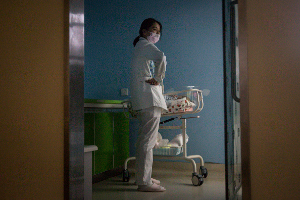 Baby - Human Age「Wuhan Works To Contain Spread Of Coronavirus」:写真・画像(18)[壁紙.com]