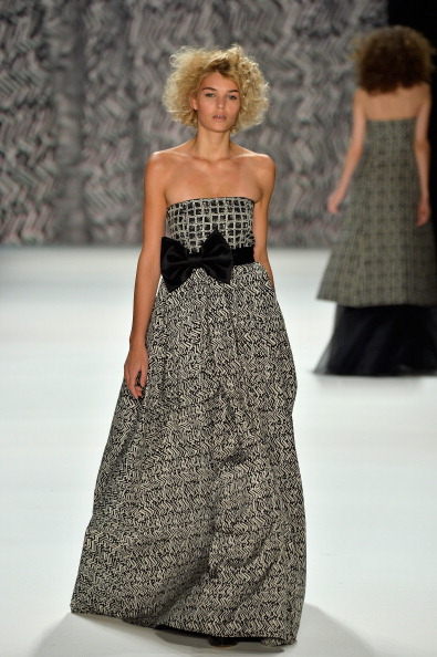 A-Line「Minx by Eva Lutz Show - Mercedes-Benz Fashion Week Autumn/Winter 2014/15」:写真・画像(3)[壁紙.com]