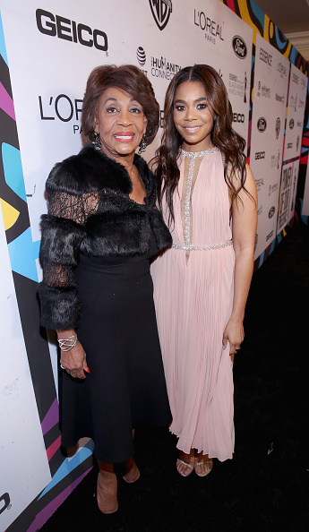 Nude Colored Dress「2019 Essence Black Women In Hollywood Awards Luncheon - Red Carpet」:写真・画像(14)[壁紙.com]