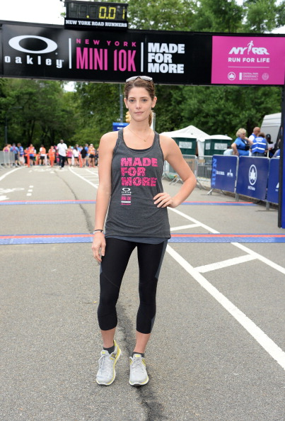 アシュリー グリーン「Ashley Greene At Oakley New York Mini 10K」:写真・画像(0)[壁紙.com]