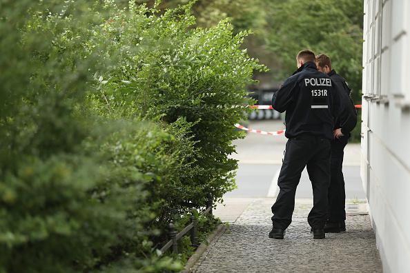 Germany「Police Investigate Site Of Shooting」:写真・画像(13)[壁紙.com]