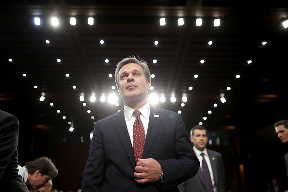 Hart Senate Office Building「FBI Director Wray And Justice IG Horowitz Testify At Senate Hearing On FBI Report」:写真・画像(4)[壁紙.com]