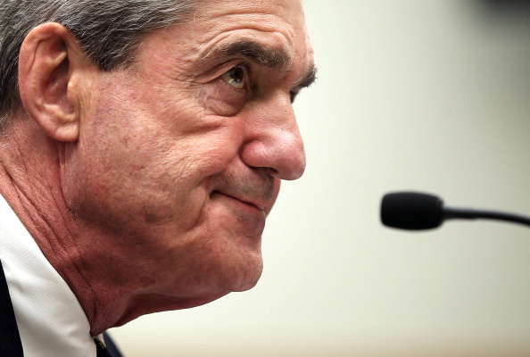 Alex Wong「FBI Director Mueller Testifies Before Senate Judiciary Committee」:写真・画像(10)[壁紙.com]