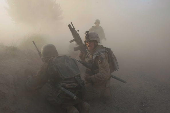 Army Soldier「U.S. Marines Continue Suppression Of Insurgents」:写真・画像(12)[壁紙.com]