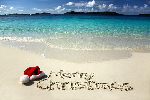 Island「Tropical Christmas」:スマホ壁紙(10)