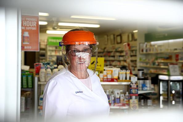 Protection「New Zealanders Prepare For Lockdown As Coronavirus Alert Level Rises」:写真・画像(4)[壁紙.com]