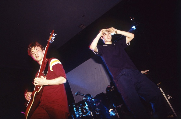 Suede「Bluetones Blackpool 1994」:写真・画像(17)[壁紙.com]