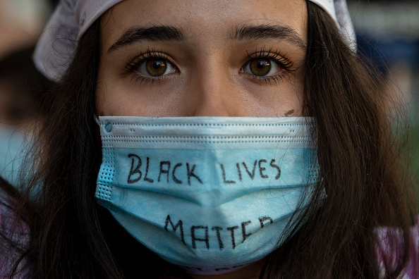 Social Movement「Black Lives Matter Movement Inspires Demonstrations In Spain」:写真・画像(19)[壁紙.com]