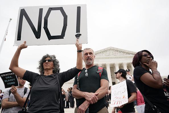 Alex Wong「Senate Votes On Confirmation Of Brett Kavanaugh To The Supreme Court」:写真・画像(10)[壁紙.com]