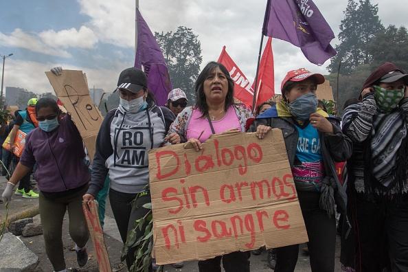 Variation「Government Crisis in Ecuador」:写真・画像(19)[壁紙.com]