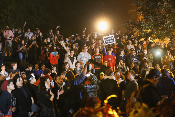Missouri「Activists Protest For Justice After Police Shootings」:写真・画像(14)[壁紙.com]