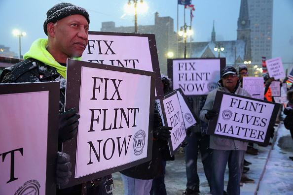 Water「Detroit Prepares To Host GOP Presidential Debate」:写真・画像(2)[壁紙.com]