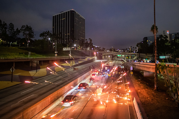 North「Protestors Gather At L.A. City Hall In Aftermath Of Death Of George Floyd」:写真・画像(18)[壁紙.com]