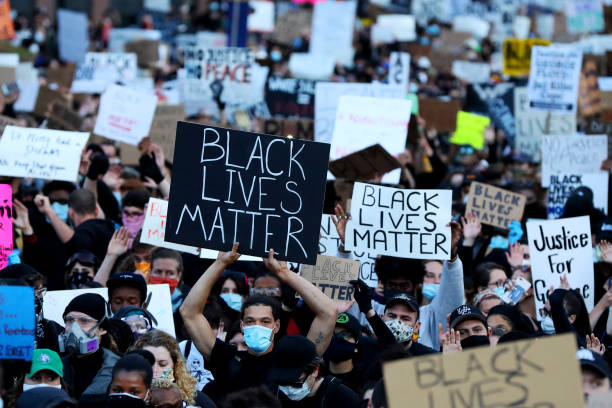Protest Held In Boston Against Police Brutality In Death Of George Floyd:ニュース(壁紙.com)