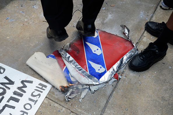 横位置「Businesses And Government Offices Close In Durham After Speculation White Supremacists Rally」:写真・画像(18)[壁紙.com]