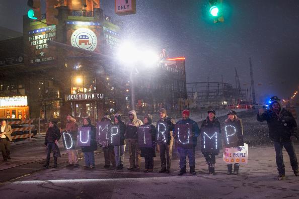 Super Tuesday「Detroit Prepares To Host GOP Presidential Debate」:写真・画像(14)[壁紙.com]