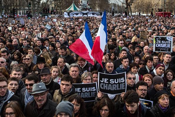 Unity「Mass Unity Rally Held In Paris Following Recent Terrorist Attacks」:写真・画像(2)[壁紙.com]