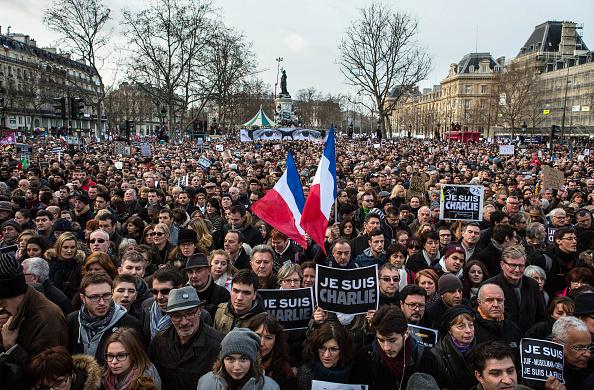 2015 Republican Marches「Mass Unity Rally Held In Paris Following Recent Terrorist Attacks」:写真・画像(0)[壁紙.com]