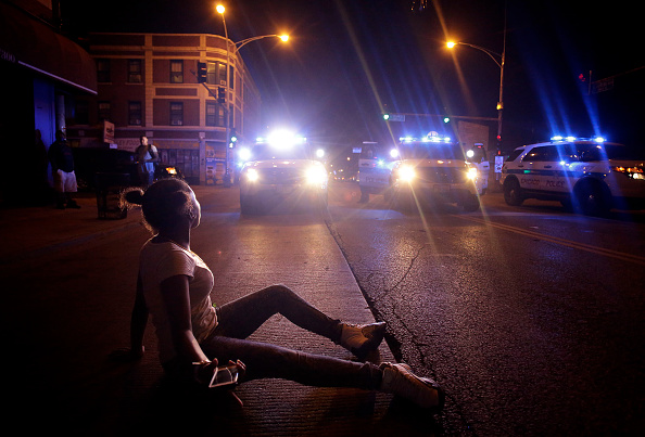 Shooting - Crime「Protesters Demonstrate Against Recent Police Shooting in Chicago」:写真・画像(17)[壁紙.com]