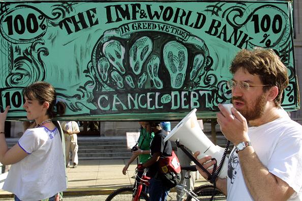 Alex Wong「World Bank and IMF Cancel September Meetings」:写真・画像(0)[壁紙.com]