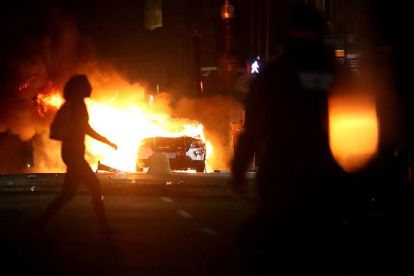Boston - Massachusetts「Protest Held In Boston Against Police Brutality In Death Of George Floyd」:写真・画像(11)[壁紙.com]
