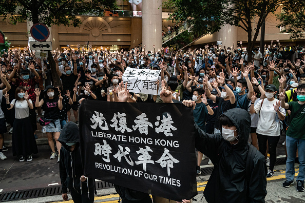 Law「Hong Kong Marks 23 Years After Its Handover To China」:写真・画像(1)[壁紙.com]