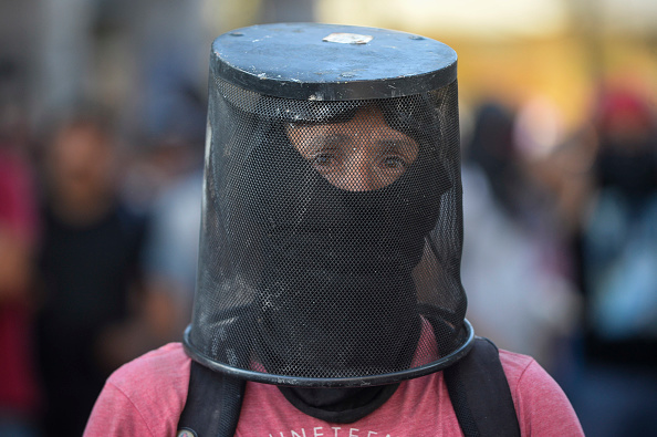 State of Emergency「Protests Continue After Piñera Insisted On Bringing Military To The Streets」:写真・画像(17)[壁紙.com]