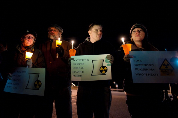 Three Mile Island「Anniversary Of Nuclear Disaster At Three Mile Island Marked Near The Site」:写真・画像(4)[壁紙.com]