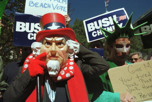 Florida - US State「Tallahassee Protest Election Results」:写真・画像(15)[壁紙.com]