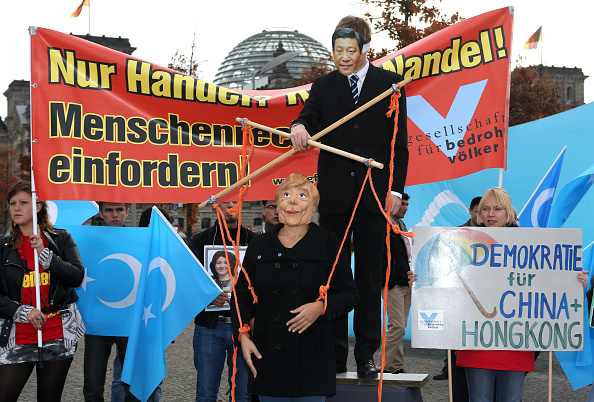 Visit「German-Chinese Government Consultations」:写真・画像(2)[壁紙.com]