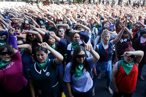 Women's Issues「Wealth Gap Fuels Anger In Chile」:写真・画像(13)[壁紙.com]