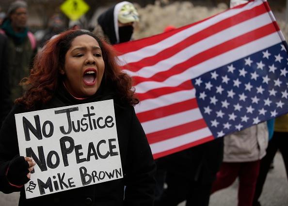 Missouri「Ferguson Faces Unrest And Destruction As Thanksgiving Holiday Approaches」:写真・画像(11)[壁紙.com]