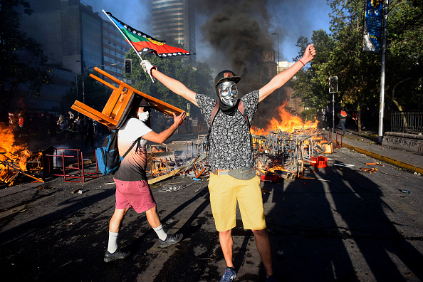 Strategy「Cabinet Reshuffle in Chile After Massive Protests Against Piñera」:写真・画像(16)[壁紙.com]