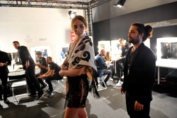 Atmospheric Mood「Zeynep Erdogan: Backstage - MBFWI Presented By American Express Fall/Winter 2014」:写真・画像(16)[壁紙.com]