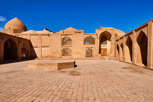 Iranian Culture「Great Mosque of Ardestan , Iran」:スマホ壁紙(4)
