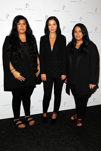Noon by Noor「Noon By Noor - Backstage - Mercedes-Benz Fashion Week Spring 2015」:写真・画像(8)[壁紙.com]