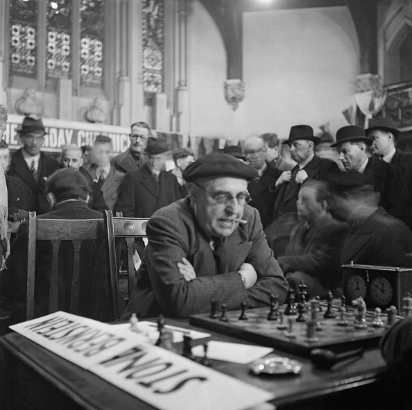 Beret「Osip Bernstein At London Tournament」:写真・画像(16)[壁紙.com]