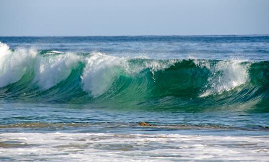 波「Ocean wave」:スマホ壁紙(12)