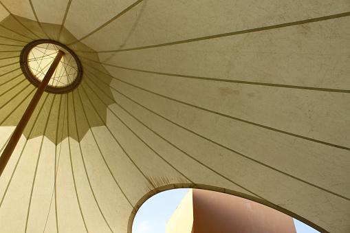 Entertainment Tent「Architectural Tent」:スマホ壁紙(2)