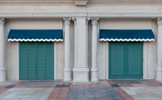 Paving Stone「Architectural details in Las Vegas」:スマホ壁紙(3)