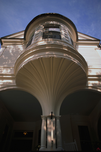 Charleston - South Carolina「ARCDE089 Architectural detail in Charleston, SC」:スマホ壁紙(0)