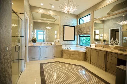 Toilet「Architecture:Beautiful Bathroom」:スマホ壁紙(5)
