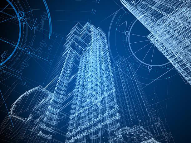 Architecture Blueprint:スマホ壁紙(壁紙.com)